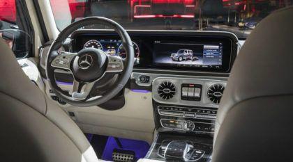 Depois de 39 anos, Mercedes finalmente revela a nova geração do lendário Classe G
