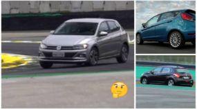 Polêmica em Interlagos: VW Polo TSI acelera forte, mas fica atrás de concorrentes (como Fiesta e Peugeot 208)