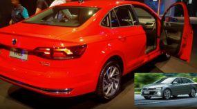 Agora é OFICIAL: Volkswagen revela novo Virtus (Polo Sedan) e confirma preços e versões
