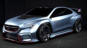 Subaru WRX do futuro? Vídeo mostra de perto o simplesmente estupendo Viziv STI Concept