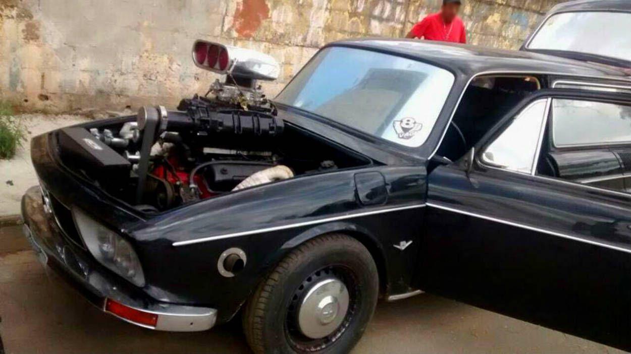 Variant V8
