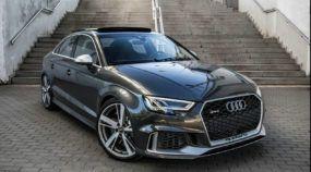 Novo Audi RS3: Testes e aceleração (forte) do esportivo de 400 cv, tração integral e muito chão