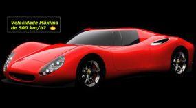 Míssil de 500 km/h? Revelado novo hipercarro italiano com mais de 1800 cavalos (Veja o Corbellati Missile)