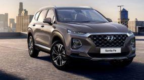 Novidade: Já em testes no Brasil, essa é a nova geração do Hyundai Santa Fe (mais belo e tecnológico)