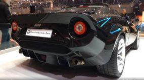 O mito está de volta: Agora podemos comemorar o retorno do lendário Lancia Stratos