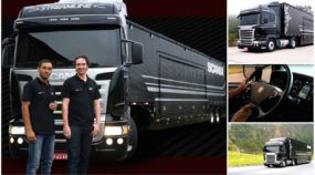 Esse é o RAIO-X do Caminhão mais vendido do Brasil (Veja de perto e na estrada o Scania R440)