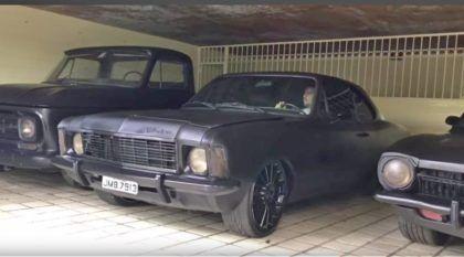 Garagem Incrível: Opala, Maverick e C10