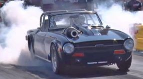 Triumph Turbo - Arrancada