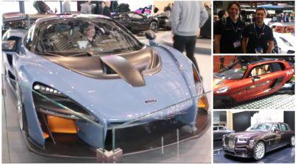 Salão de Genebra 2018 (dia 6): Ford GT40, Rolls Royce Phantom, um carro voador e muito mais