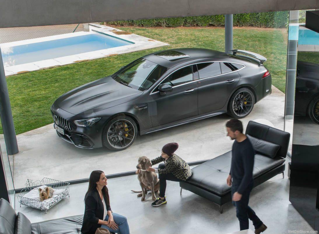 AMG GT 4 door