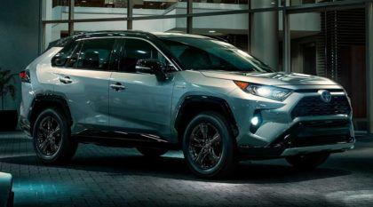 Novo Toyota RAV4 (2019): nova plataforma, design agressivo e mais espaço