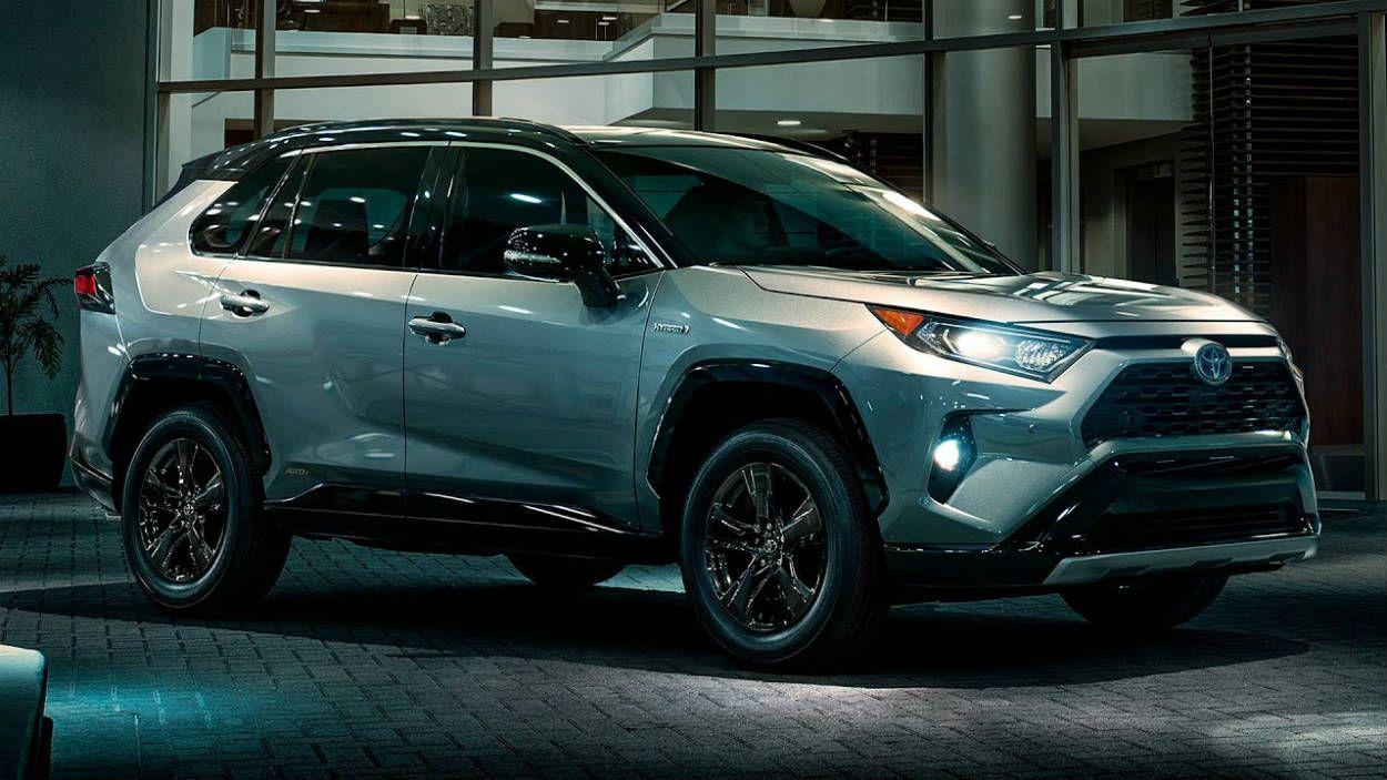 Novo Toyota RAV4 (2019): nova plataforma, design agressivo ...