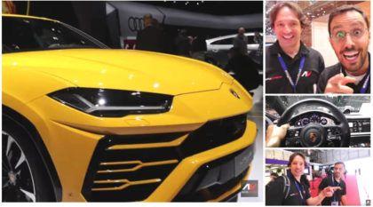 VLOG AutoVideos Salão de Genebra 2018: Trânsito, supercarros e a logística do evento (Episódio 2)
