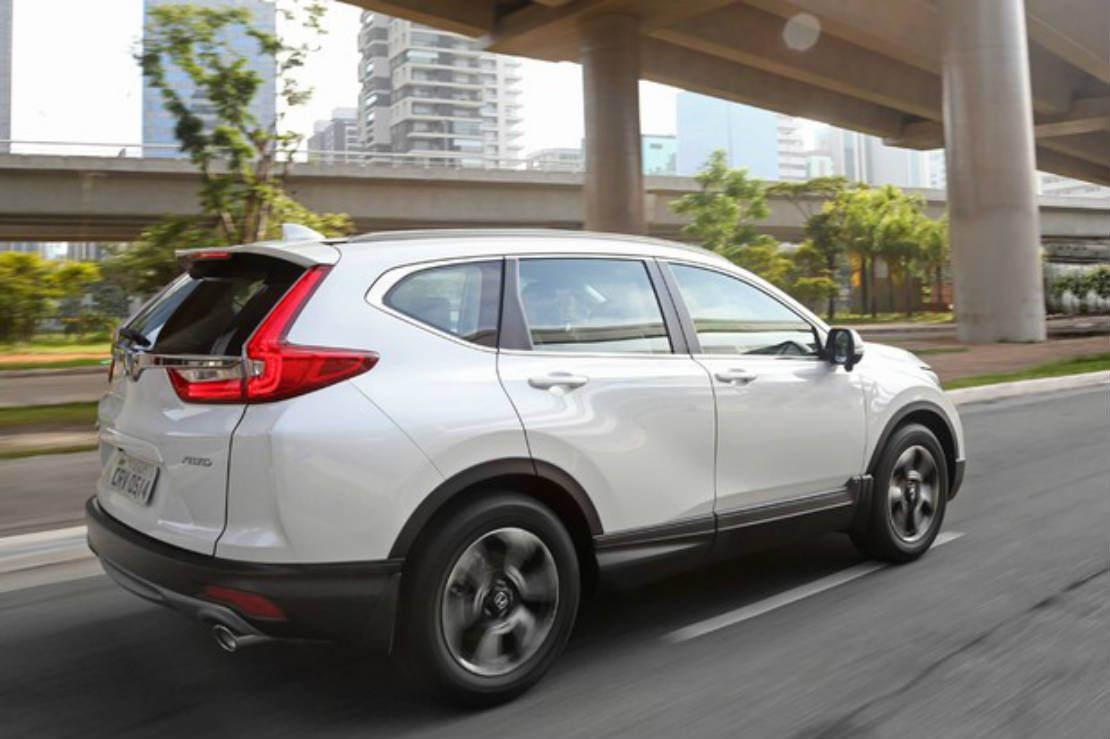Novo Honda CRV