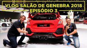 Conrado Navarro e Liam Mattera do AutoVideos - Vlog