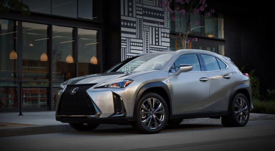 Lexus UX: o concorrente de luxo no mercado de SUVs compactos