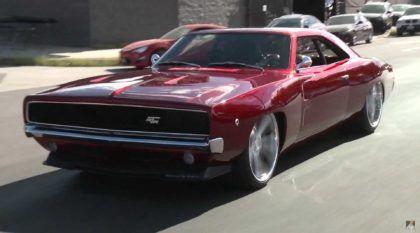 Dodge Charger RT/R: o Hot Wheels da vida real (com 1000 cavalos)