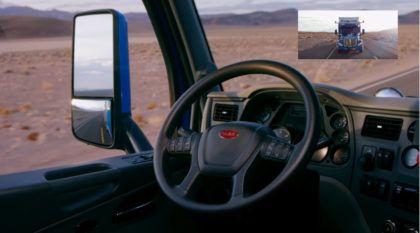 Futuro chegando: Caminhão autônomo viaja 3.800 km (sem motorista dirigindo)