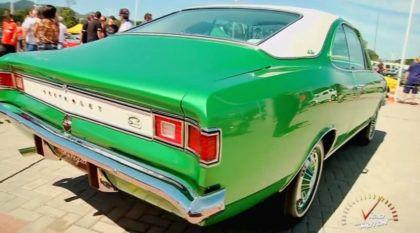 Exemplar único no mundo, esse é o lendário Opala Las Vegas que foi produzido pela Chevrolet no início dos anos 70. Seria essa a versão mais bonita já produzida do querido modelo nacional? Confira e relembre os detalhes dessa linda e raríssima máquina!