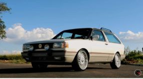 VW Parati GTI: O carro que nunca existiu agora é realidade (Vídeo revela detalhes)
