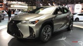 Lexus UX: o novo concorrente de luxo na categoria de SUVs compactos