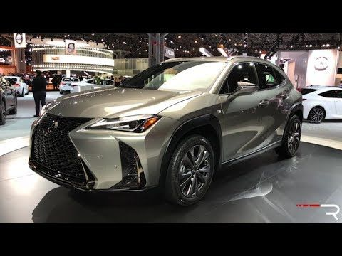 lexus ux o novo concorrente de luxo na categoria de suvs compactos. Black Bedroom Furniture Sets. Home Design Ideas