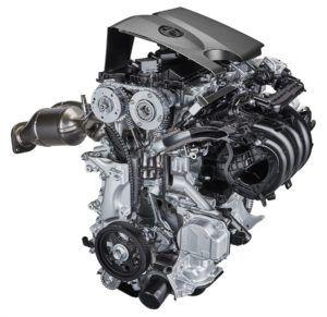 Novo motor da Toyota é o mais eficiente termicamente do mundo