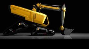 Escavadeiras do Futuro? Veja como podem ser essas máquinas pesadas nos próximos anos