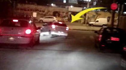 Perseguição policial intensa acaba em apreensão de menor (já detido por 10 vezes)