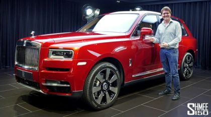 Rolls-Royce Cullinan: Revelado oficialmente o primeiro SUV (4x4) de luxo extremo da marca britânica