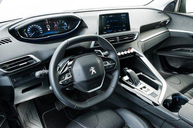 Painel Peugeot 5008