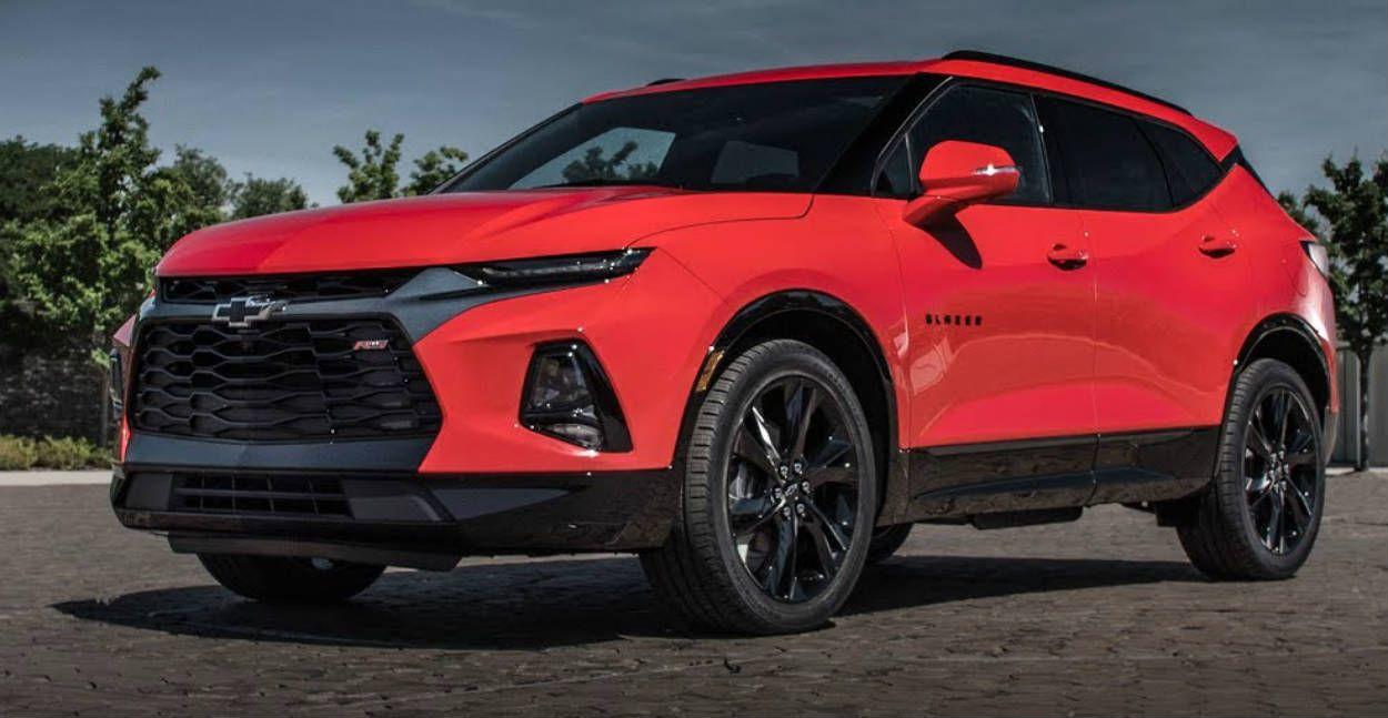 Chevrolet Blazer 2019: Com motor e estilo do Camaro, o SUV ...