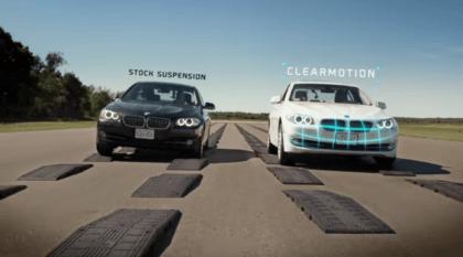 ClearMotion: a evolução da mágica suspensão ativa Bose