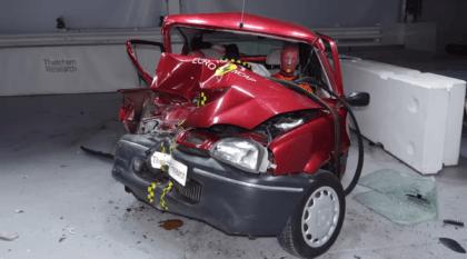 Descubra o quanto a segurança dos veículos evoluiu em 20 anos