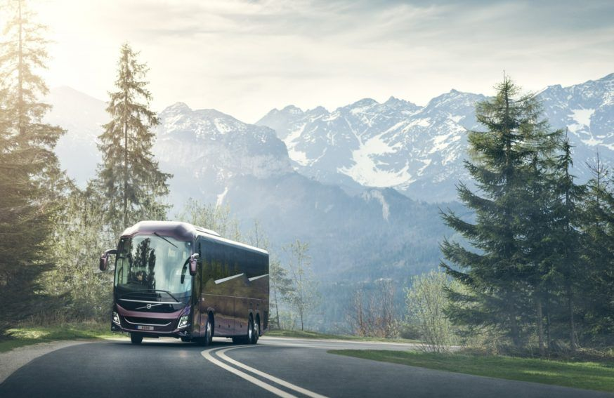 Linha Volvo 9000
