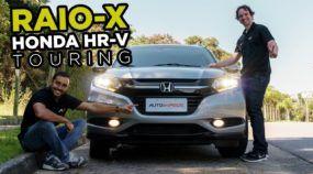 Autovideos testa Honda HR-V com Liam Mattera e Conrado Navarro