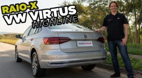 Raio-X do Volkswagen Virtus com Liam Mattera