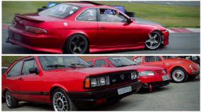 76 Fast Drivers: lexus fazendo drift e carros clássicos em exposição