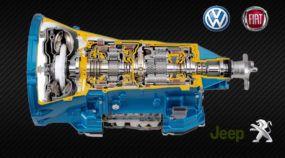 Você sabia que esse mesmo Câmbio Automático equipa carros da VW, Fiat, Jeep e Peugeot?