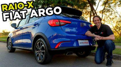 Fiat Argo HGT em detalhes: confira nosso RAIO-X e avaliação completa