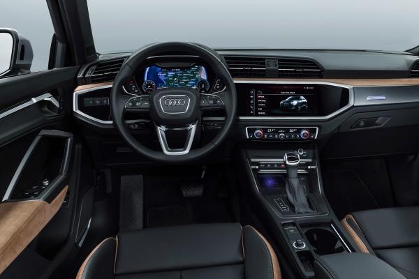 Recursos tecnológicos do Audi Q3 2019
