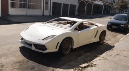 LamborFusion: a saga da criação de Lamborghinis artesanais continua!