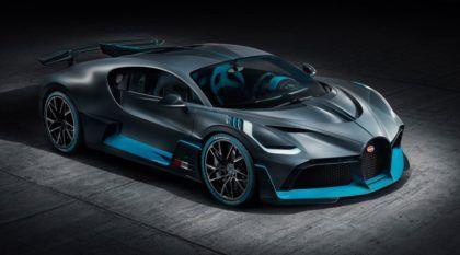 Bugatti Divo: mais bonito, mais rápido (em circuito fechado) e mais caro que o Chiron Sport