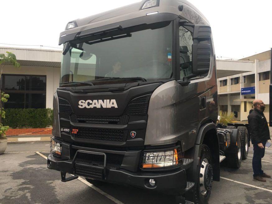 Nova Geração Scania