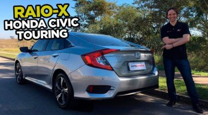 Honda Civic Touring