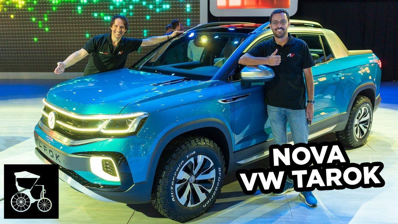 Nova Picape Volkswagen Tarok Veja Tudo Sobre A Futura