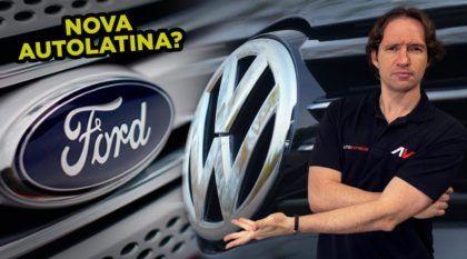 Nova Autolatina? Volkswagen e Ford vão mesmo se unir de novo?