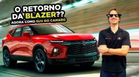 Novo Chevrolet Blazer