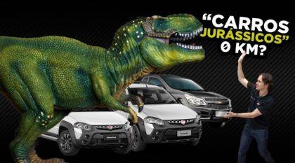 Carros Jurássicos? Descubra os projetos mais antigos à venda como 0km no Brasil