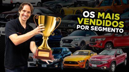 carros mais vendidos do Brasil em 2018